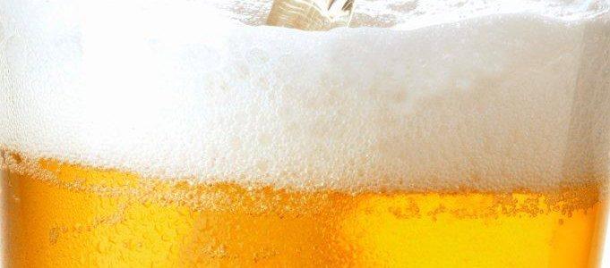 A cerveja Pilsen